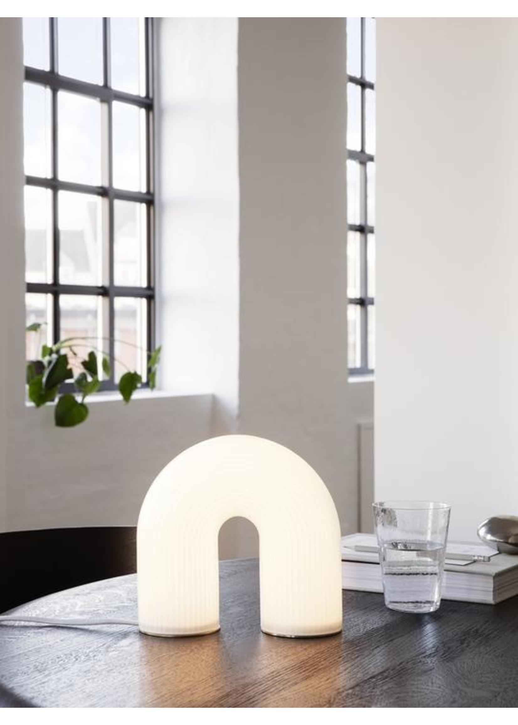 ferm LIVING ferm LIVING Vuelta Lamp - White