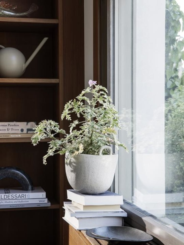 ferm LIVING ferm LIVING Speckle Pot - Off-White