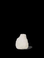 ferm LIVING Vulca Mini Vase - Off White Stone