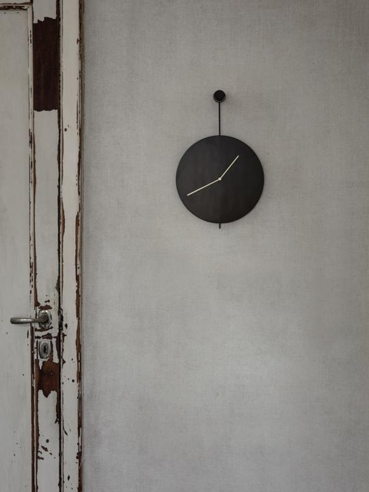ferm LIVING ferm LIVING Trace Wall Clock