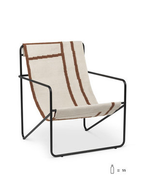 ferm LIVING Desert Chair - Shape