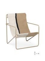ferm LIVING Desert Chair - Soil