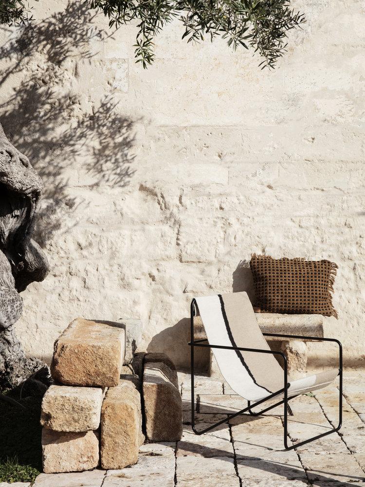 ferm LIVING ferm LIVING - Desert Chair - Soil