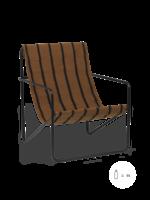 ferm LIVING Desert Chair - Stripe
