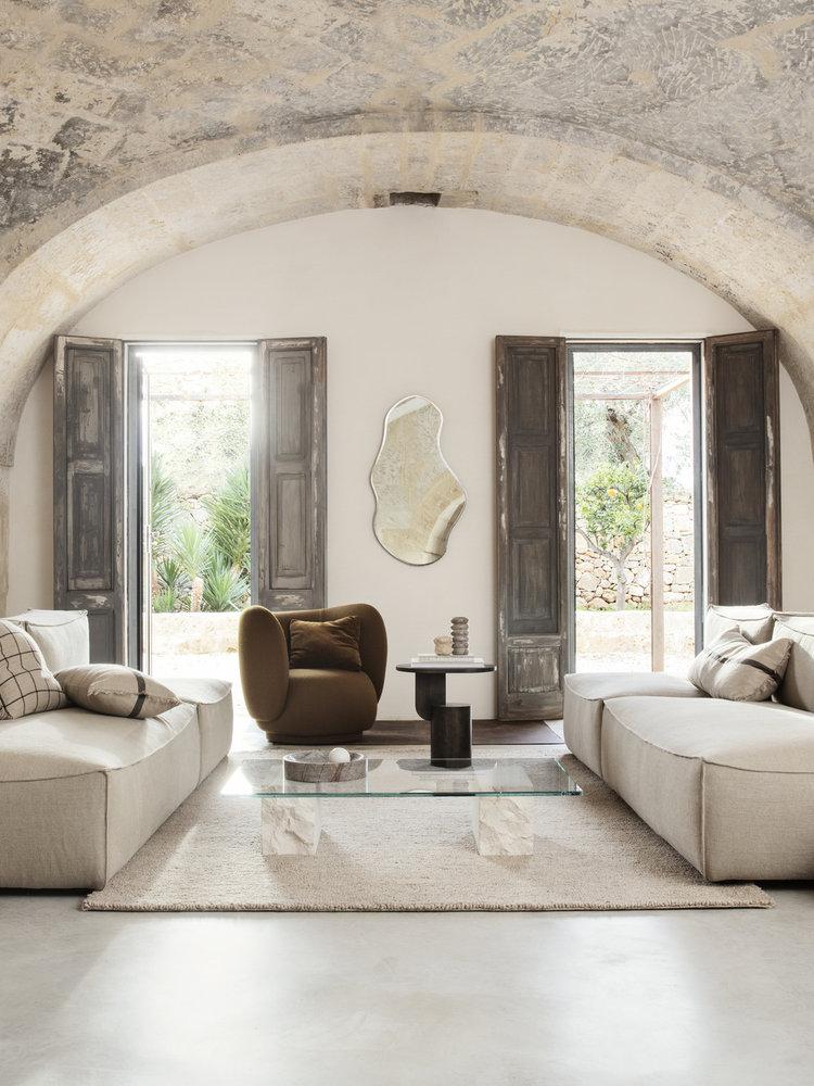 ferm LIVING Ferm Living Catena Sofa Module System - Cotton linen