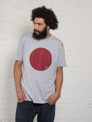 Plain Bear Plain Bear Circle t-shirt in grey