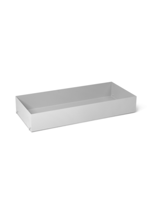 ferm LIVING ferm LIVING Punctual - Shelf Box- Grey