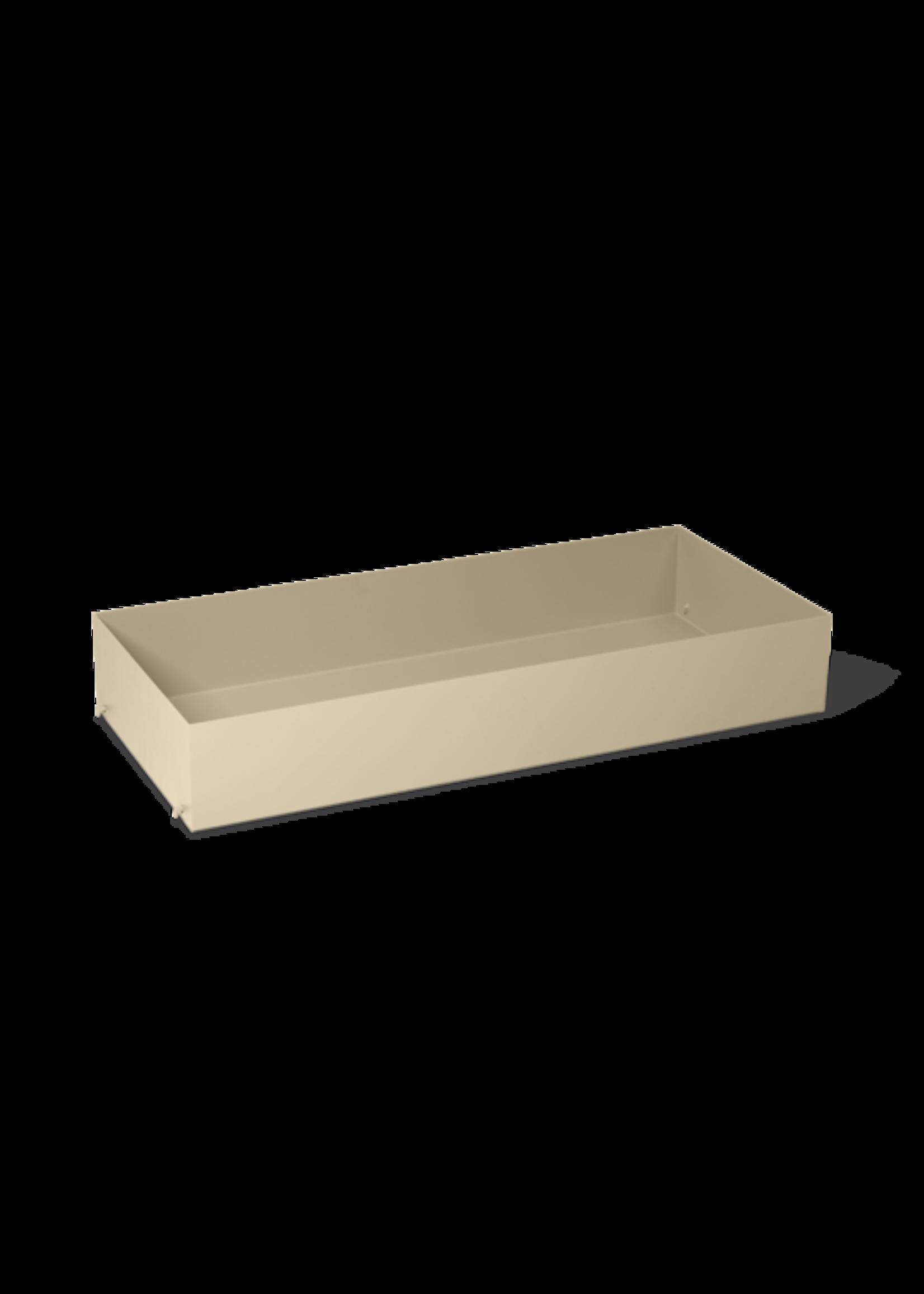 ferm LIVING ferm LIVING Punctual - Shelf Box- Cashmere