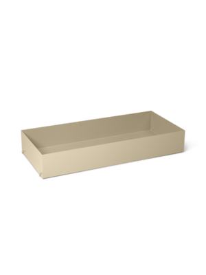 ferm LIVING Punctual - Shelf Box- Cashmere