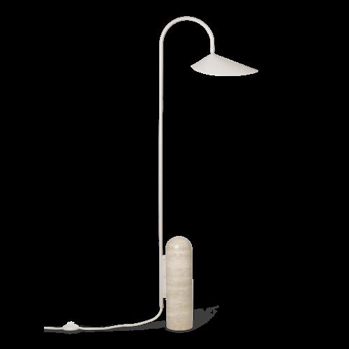 ferm LIVING Arum Floor Lamp - Cashmere