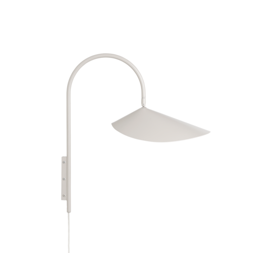 ferm LIVING Arum Wall Lamp - Cashmere