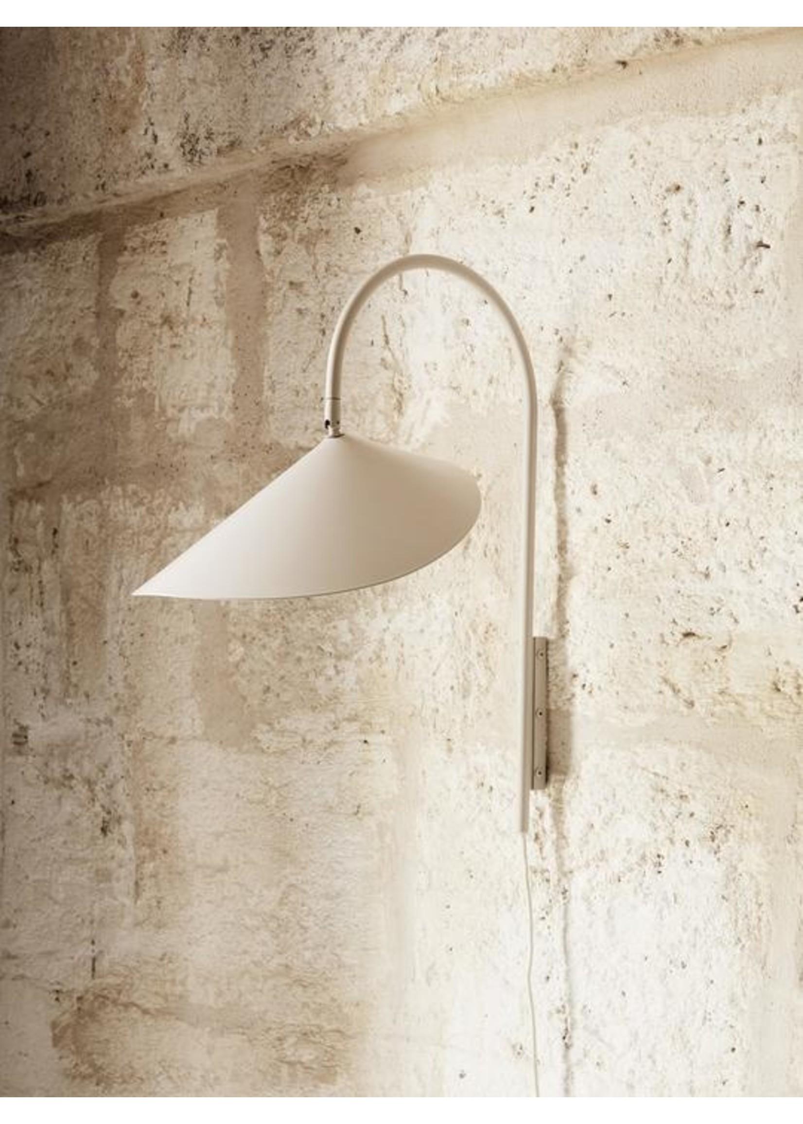 ferm LIVING ferm LIVING Arum Wall Lamp - Cashmere