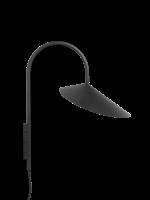 ferm LIVING Arum Wall Lamp - Black