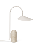 ferm LIVING Arum Table Lamp - Cashmere