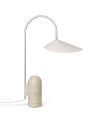 ferm LIVING Arum Table Lamp - Cashmere