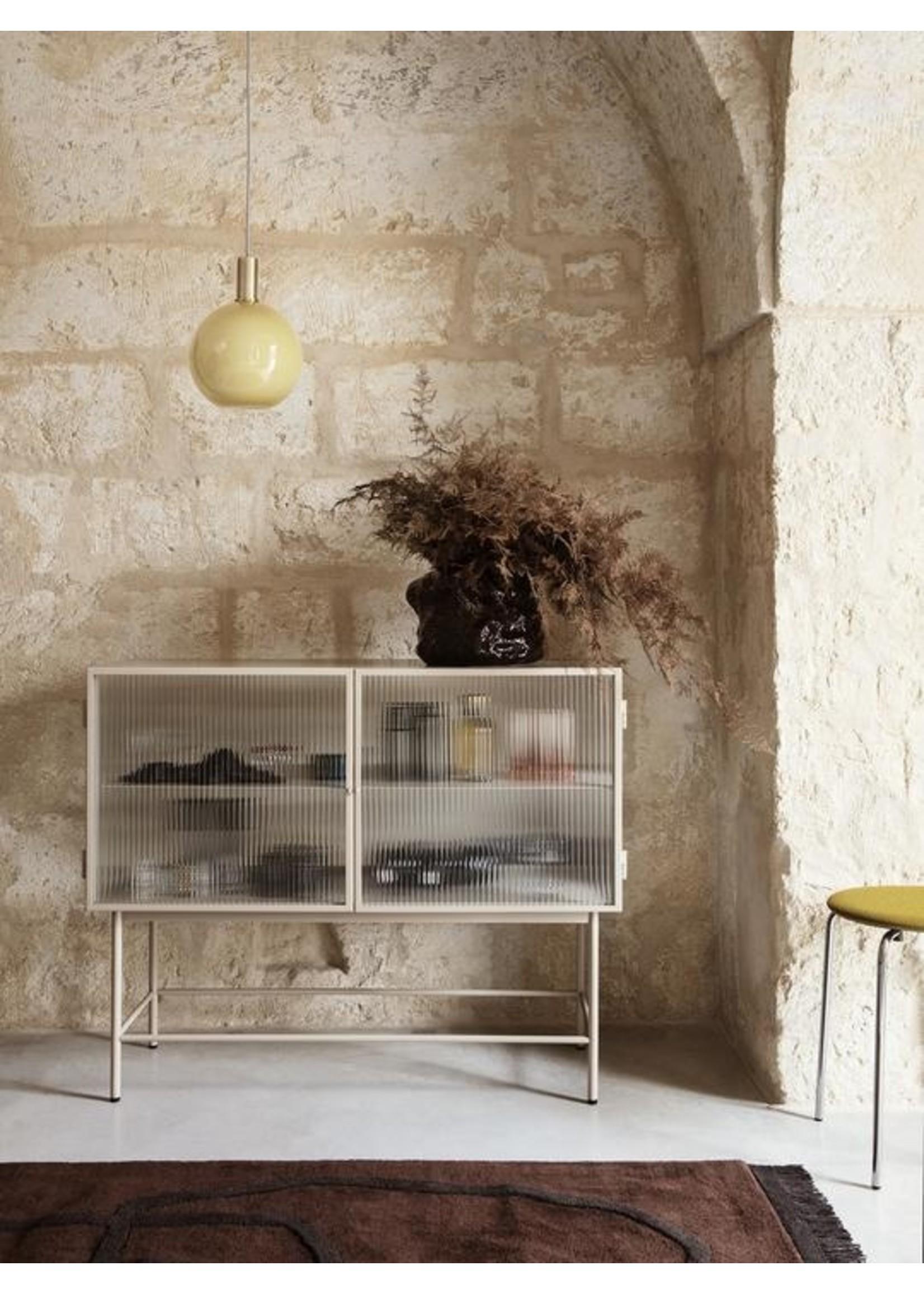 ferm LIVING ferm LIVING Lighting - Opal Shade - Sphere - Southern Moss