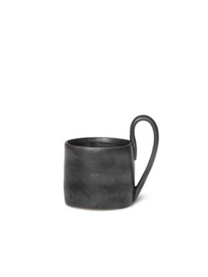 ferm LIVING Flow Mug - Black