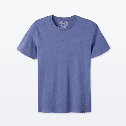 The Level Collective Bamford T-shirt Polar blue