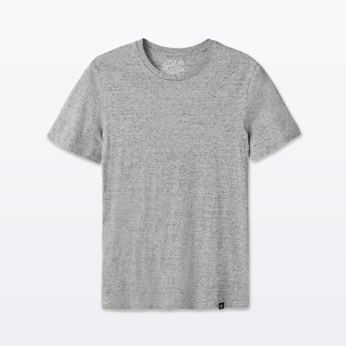 The Level Collective Bamford T-shirt Grey marl