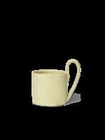 ferm LIVING Flow Mug - Yellow Speckle