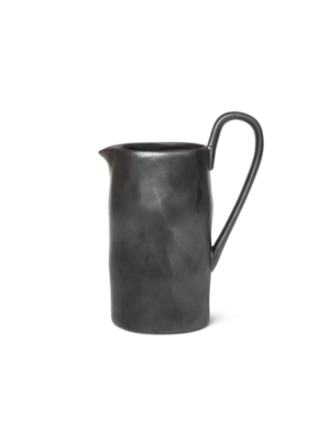 ferm LIVING Flow Jug - Black