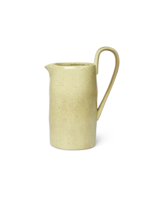 ferm LIVING Flow Jug - Yellow Speckle