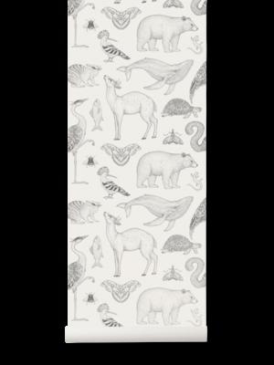 ferm LIVING ferm LIVING Katie Scott Animals Wallpaper