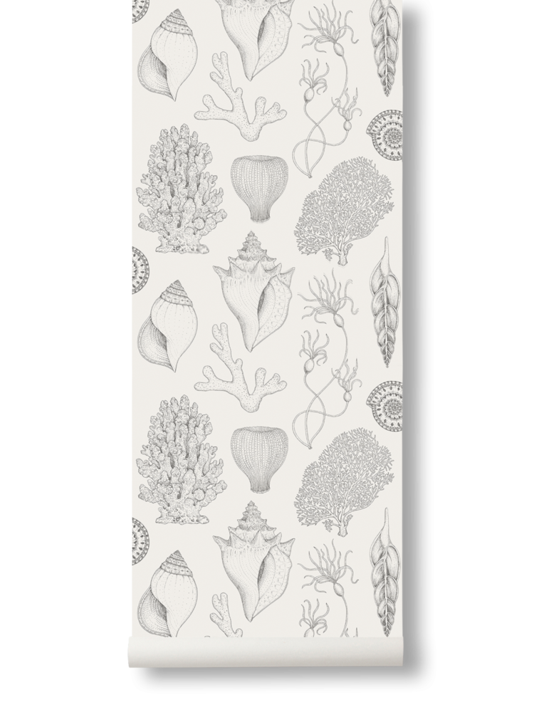 ferm LIVING ferm LIVING Katie Scott Shells Wallpaper