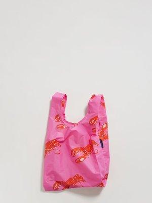 Baggu Baby Baggu Reusable Bag - Pink Lobster