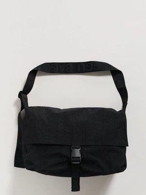 Baggu Sport Messenger Bag - Black