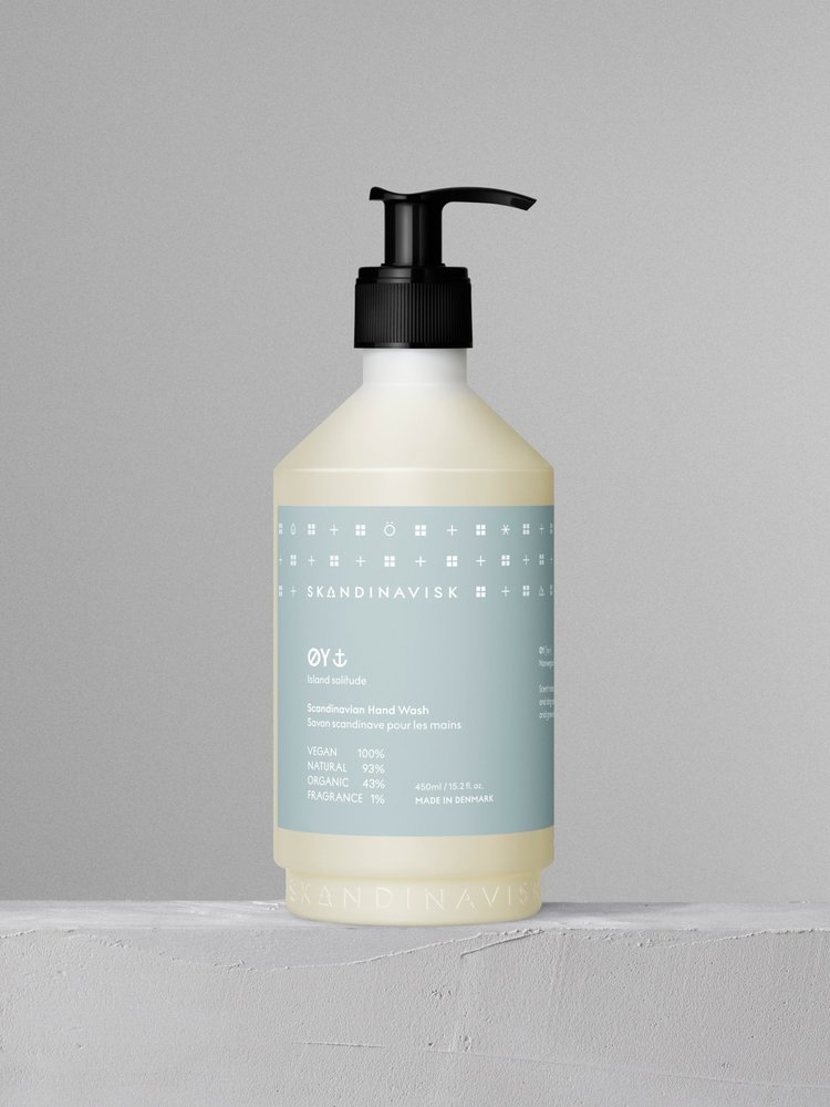 SKANDINAVISK Skandinavisk ØY (Next Gen) Hand Wash 450ml