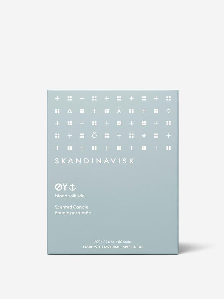 SKANDINAVISK Skandinavisk ØY (Next Gen) Candle - 200 gr