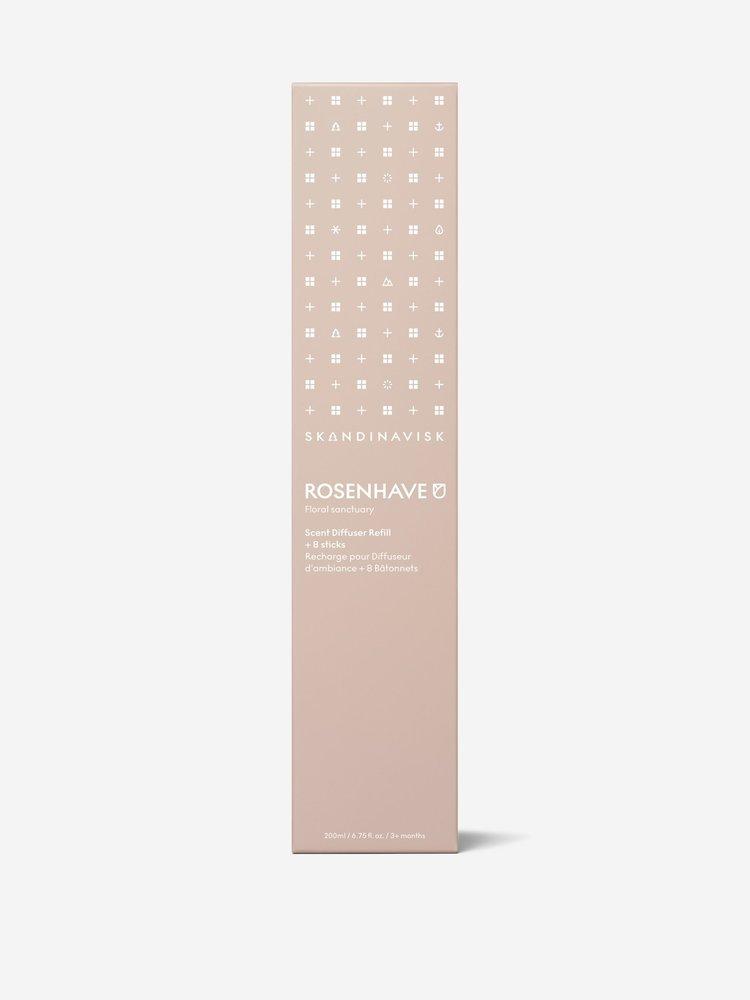 SKANDINAVISK Skandinavisk ROSENHAVE (Next Gen) Scent Diffuser Refill 200ml