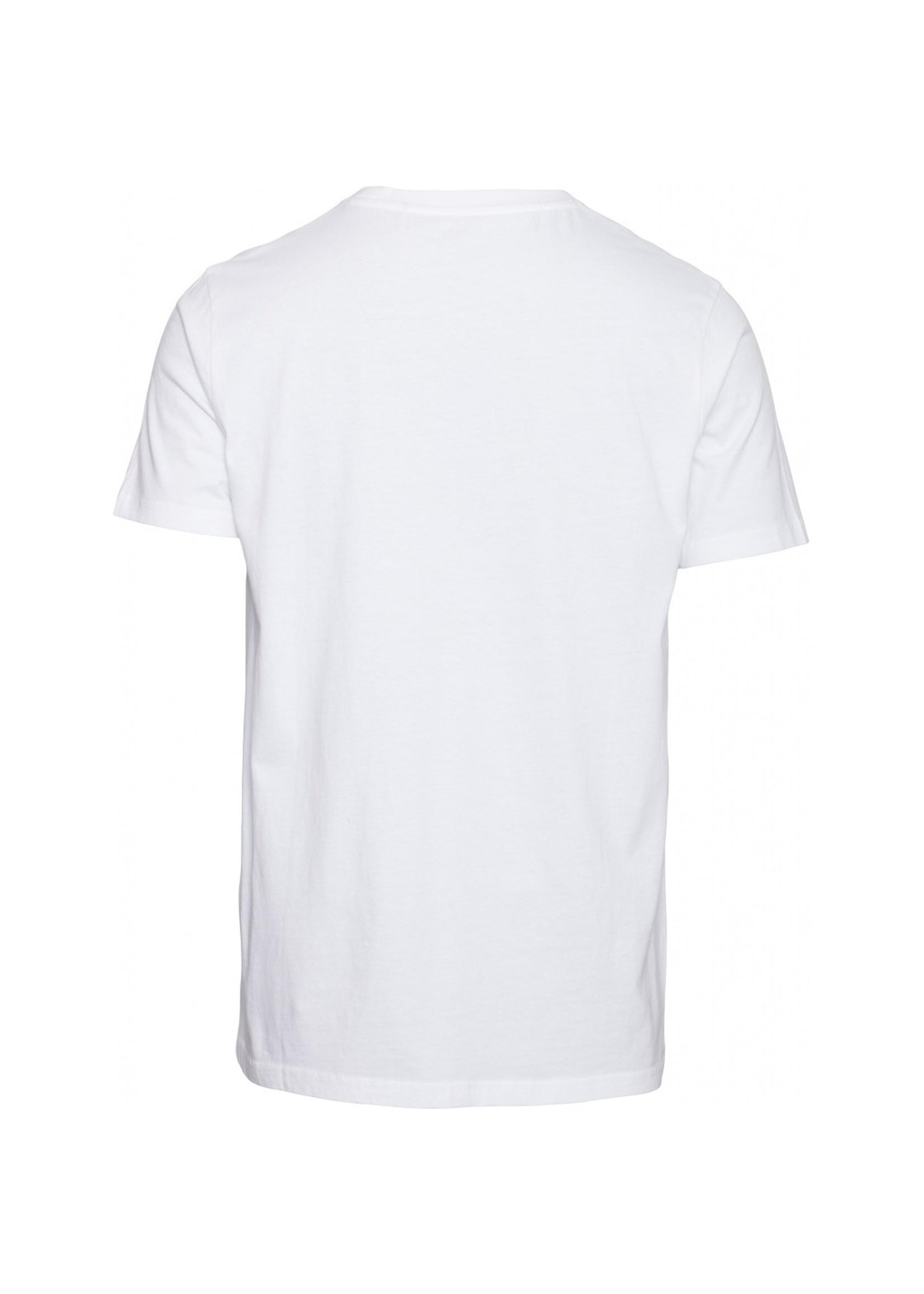 KnowledgeCotton KnowledgeCotton Alder heritage t-shirt