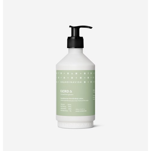 SKANDINAVISK FJORD (Next Gen) Hand & Body Lotion 450ml