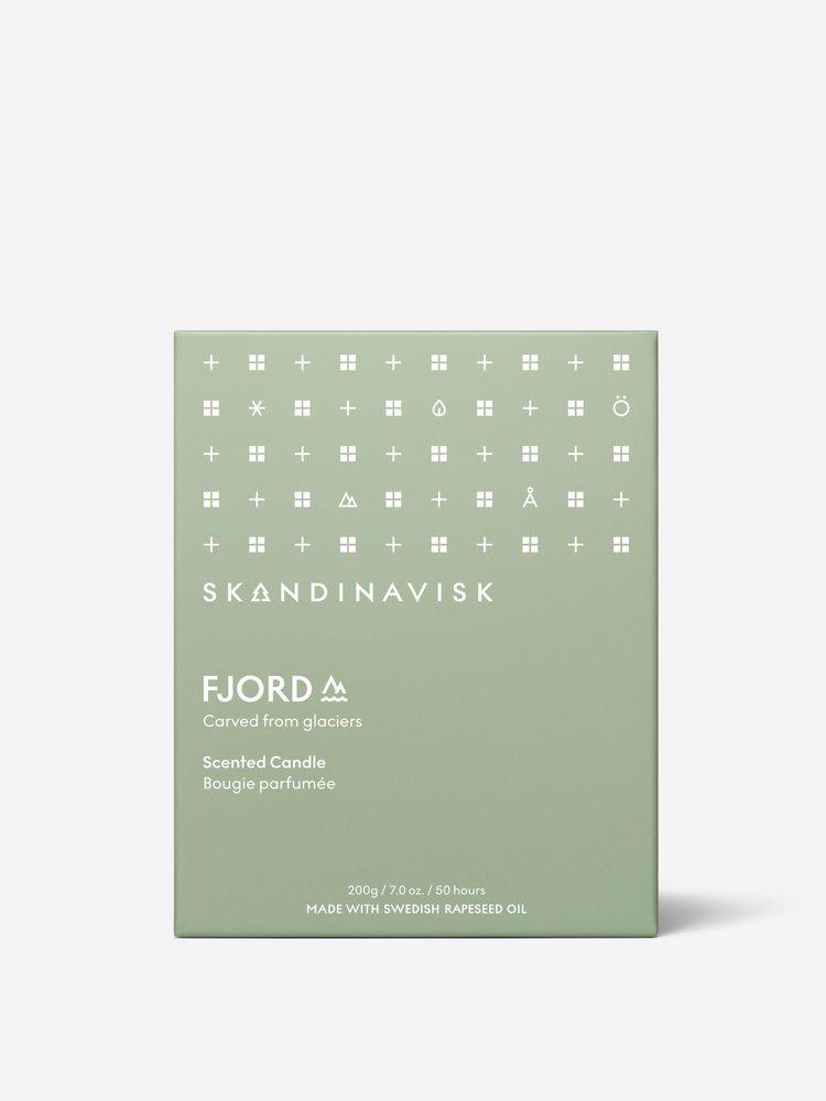 SKANDINAVISK Skandinavisk FJORD (Next Gen) Candle - 200 gr