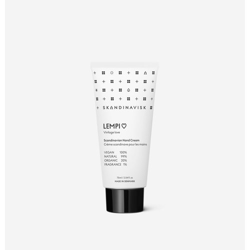 SKANDINAVISK LEMPI (Next Gen) Hand Cream 75ml