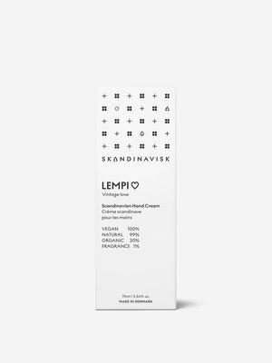 SKANDINAVISK Skandinavisk LEMPI (Next Gen) Hand Cream 75ml