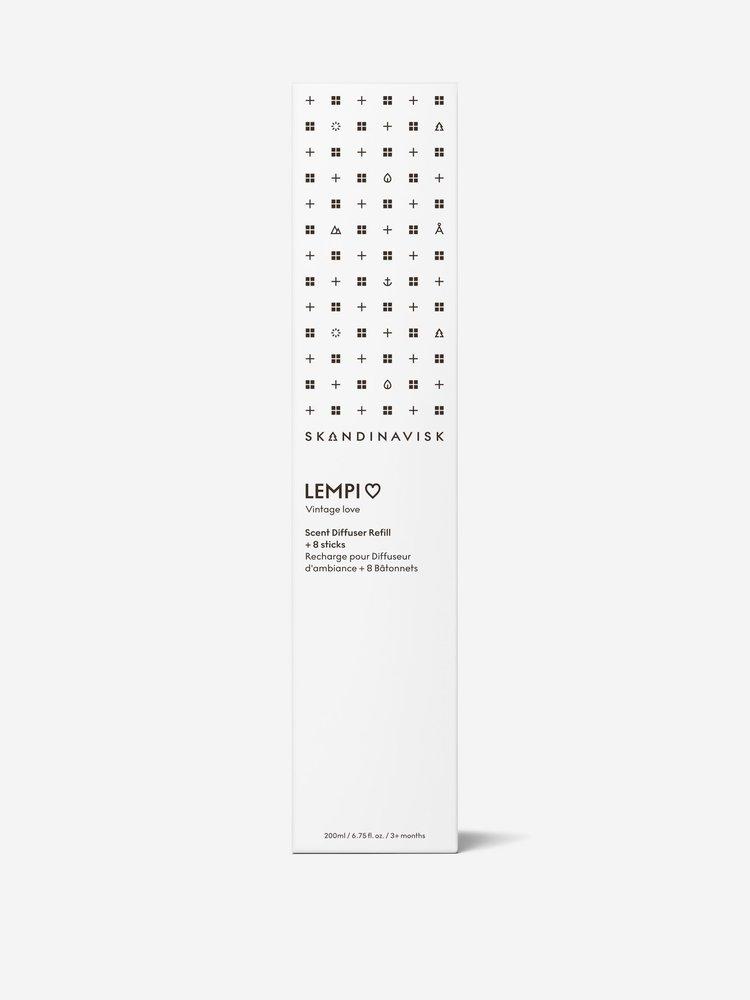SKANDINAVISK Skandinavisk LEMPI (Next Gen) Scent Diffuser Refill 200ml