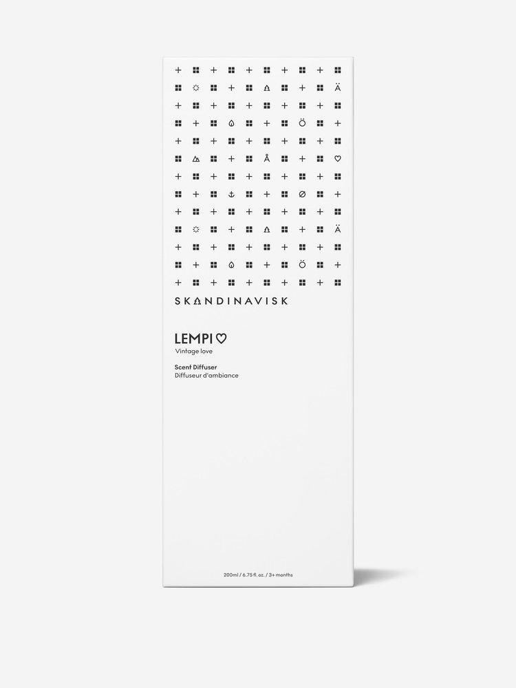 SKANDINAVISK Skandinavisk LEMPI (Next Gen) Scent Diffuser 200ml