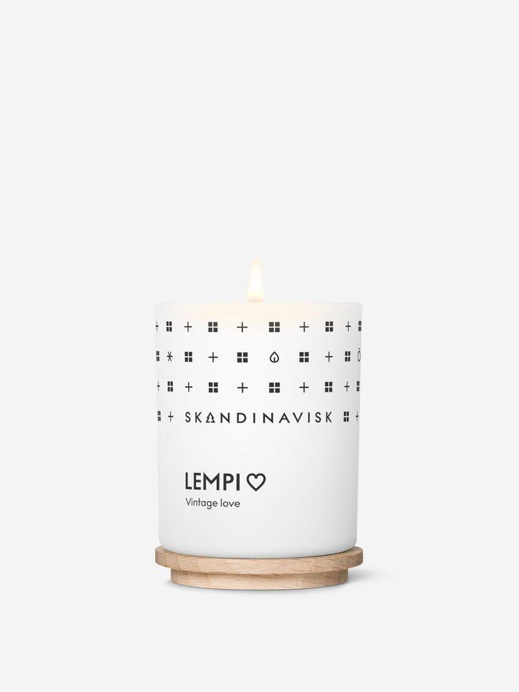 SKANDINAVISK Skandinavisk LEMPI (Next Gen) Mini Candle - 65 gr
