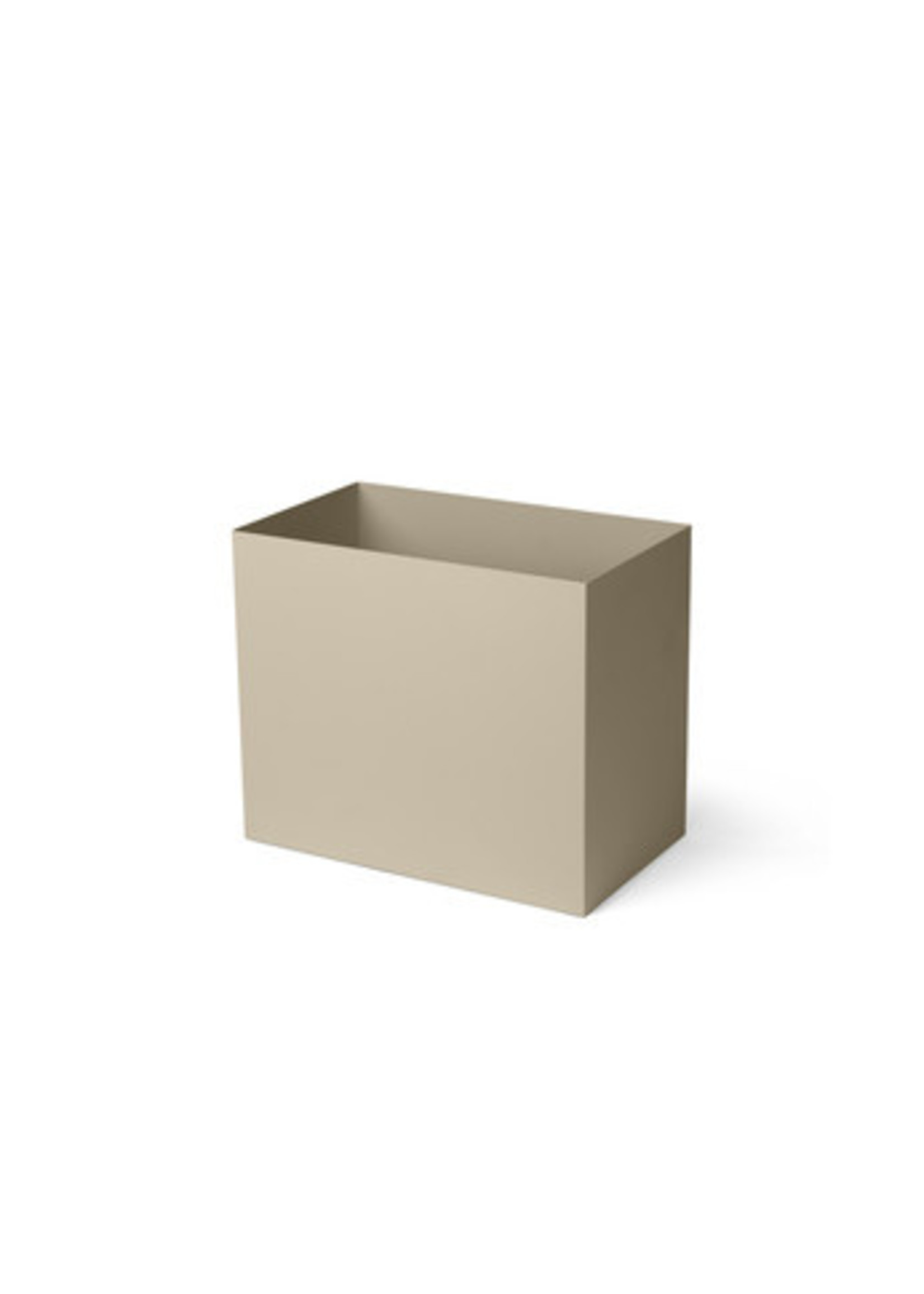 ferm LIVING ferm LIVING Plant Box Pot - Large - Cashmere