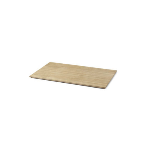 ferm LIVING Tray for Plant Box Large - Wood - Oiled Oak