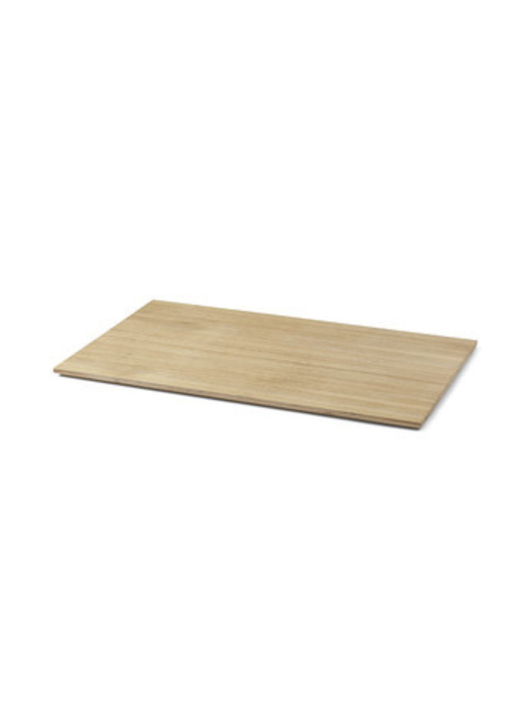ferm LIVING ferm LIVING Tray for Plant Box Large - Wood - Oiled Oak