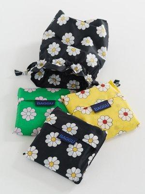 Baggu Baggu Standard Reusable Bag - Set of 3 - Daisy