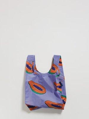 Baggu Baby Baggu Reusable Bag - Blue Papaya