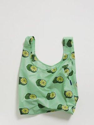 Baggu Standard Reusable Bag - Green Lime