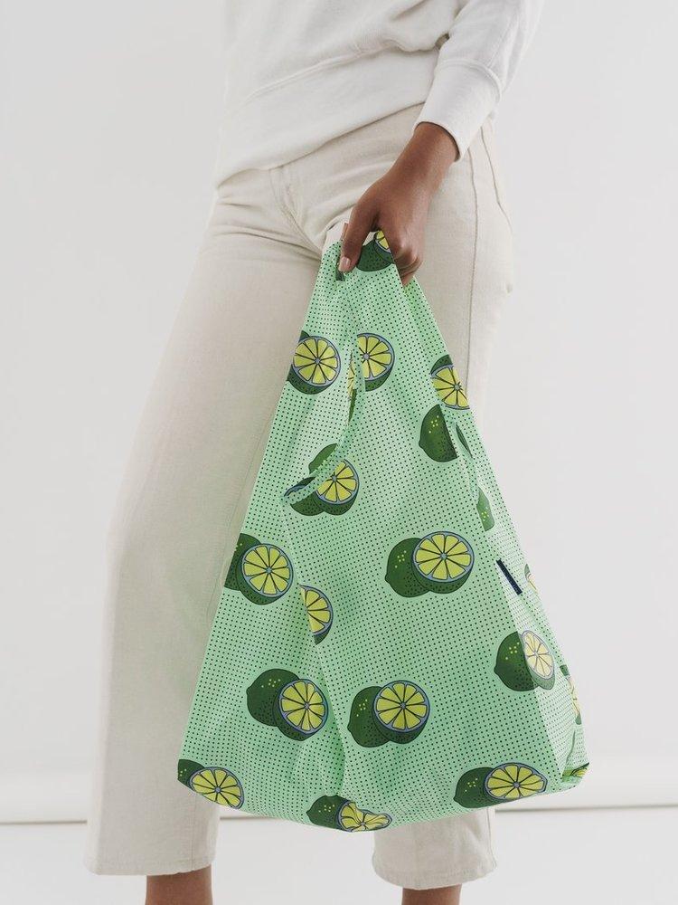 Baggu Baggu Standard Reusable Bag - Green Lime