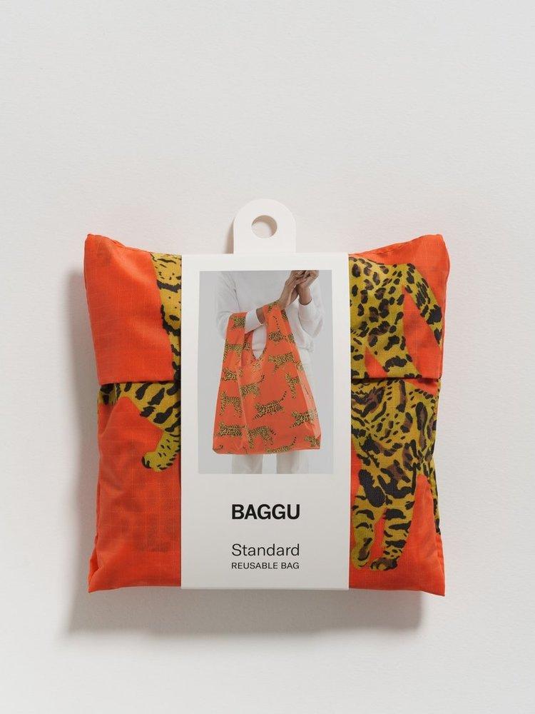 Baggu Baggu Standard Reusable Bag - Bengal Cat