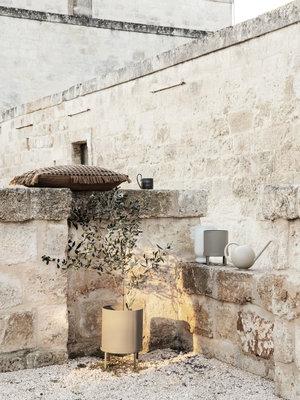ferm LIVING ferm LIVING Bau Plant Pot - Warm Grey - Large